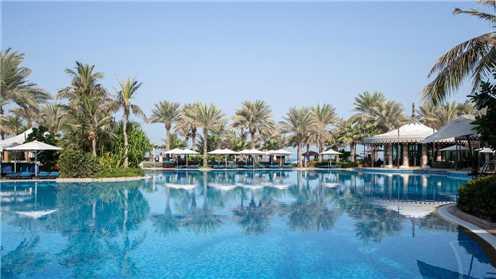 Jumeirah Al Qasr Pool