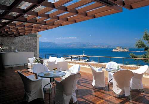 Restaurant Hotel Amphitryon Palace
