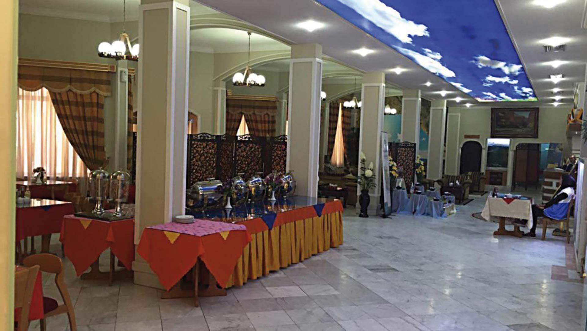 Hotel INN Speisesaal
