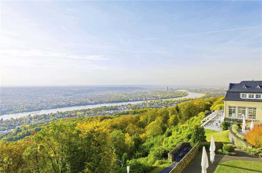 Steigenberger Grand Hotel Königswinter Aussicht