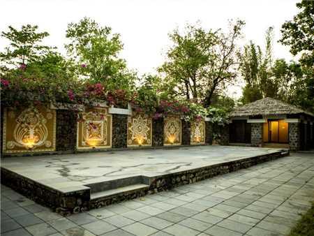 Bandhav Vilas Anlage