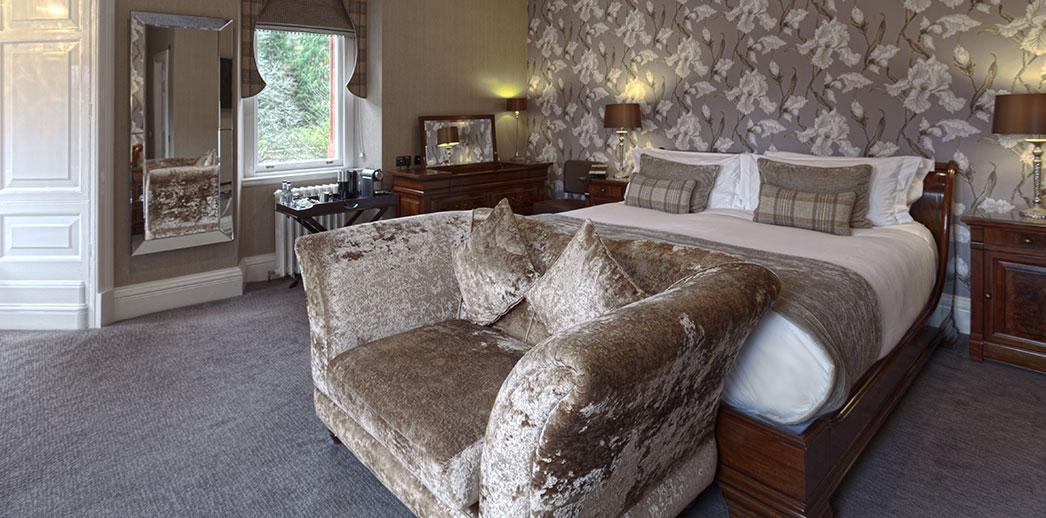 Fonab Castle Hotel Suite