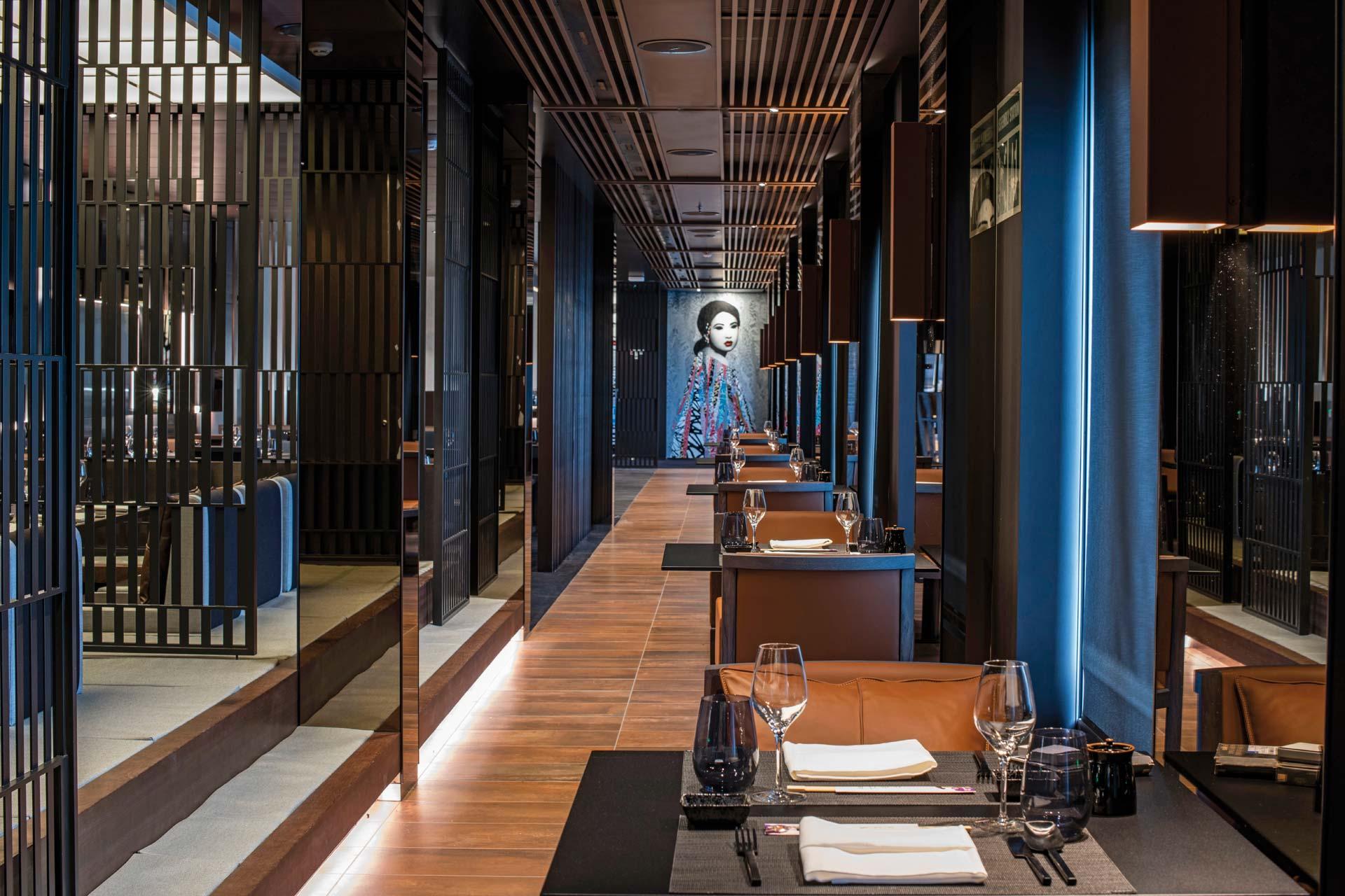 Scenic Luxury Cruises Scenic Eclipse Bar