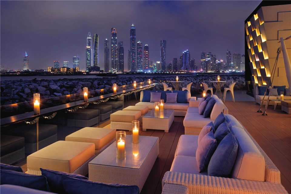 One&Only The Palm Terrasse