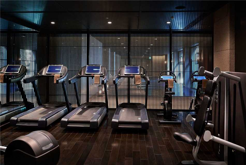 The Ritz-Carlton Kyoto Fitnessbereich