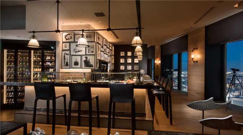 Conrad Osaka Bar