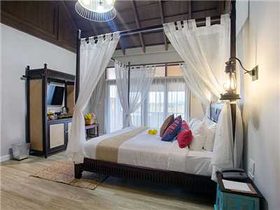 Sriwilai Sukhothai Resort & Spa Doppelzimmer