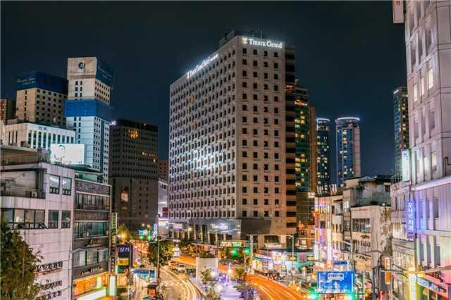 Tmark Grand Hotel Myeongdong Außenansicht