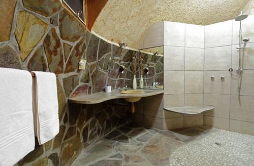 Rostock Ritz Desert Lodge Badezimmer