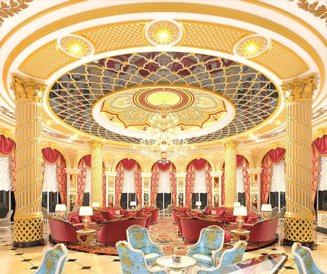 Kempinski Palm Emerald Palace Lounge