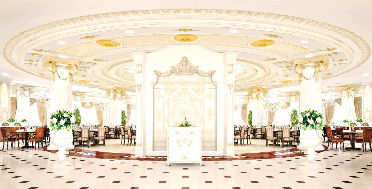 Kempinski Palm Emerald Palace Restaurant