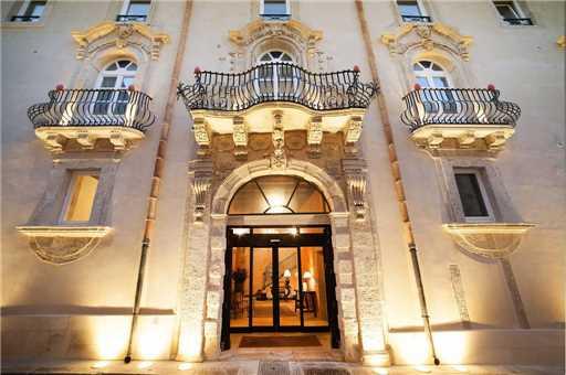 Algilà Ortigia Charme Hotel Eingang