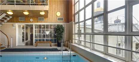 Hotel Angleterre Pool