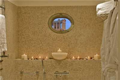 Villa Athena Badezimmer