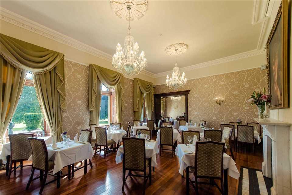 Cahernane House Hotel – Killarney Hotel Restaurant