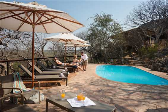 Ongava Lodge Pool