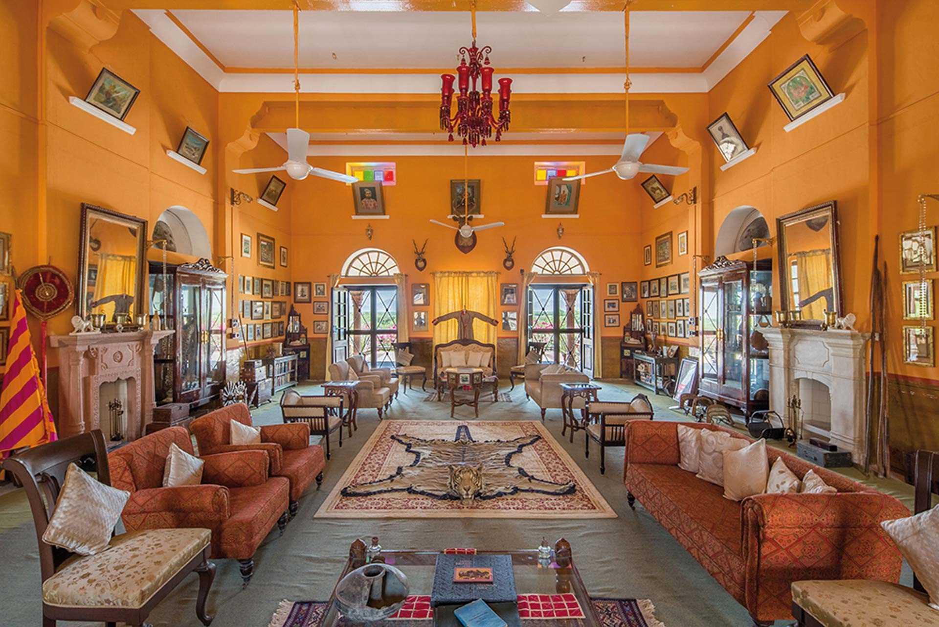 Chanoudgarh Lounge