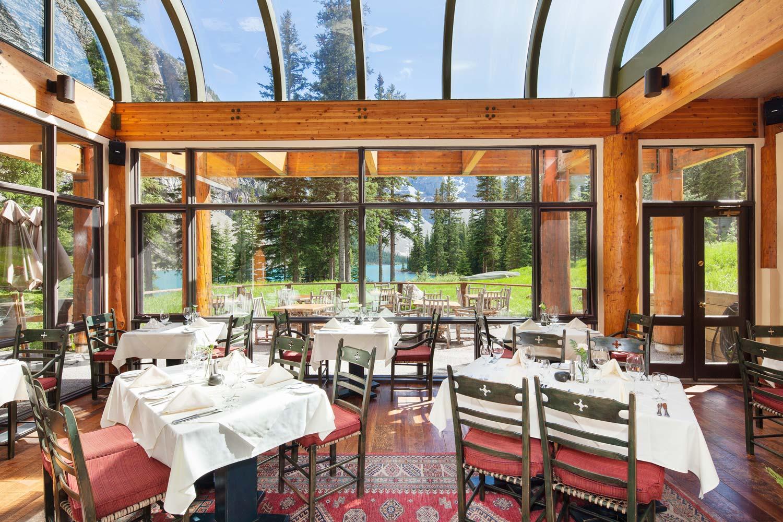 Moraine Lake Lodge Restaurant