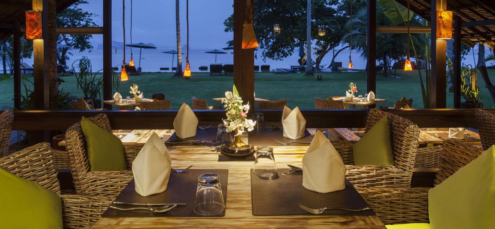 Koyao Island Resort Restaurant