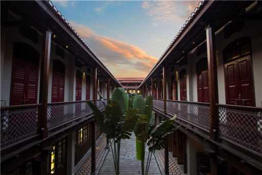 Seven Terraces Außenansicht