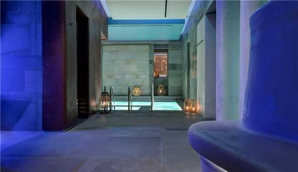Rocco Forte Hotel De La Ville Wellnessbereich