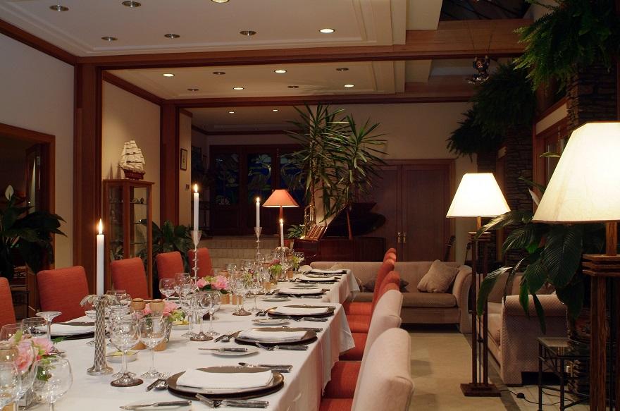 Lake Taupo Lodge Restaurant