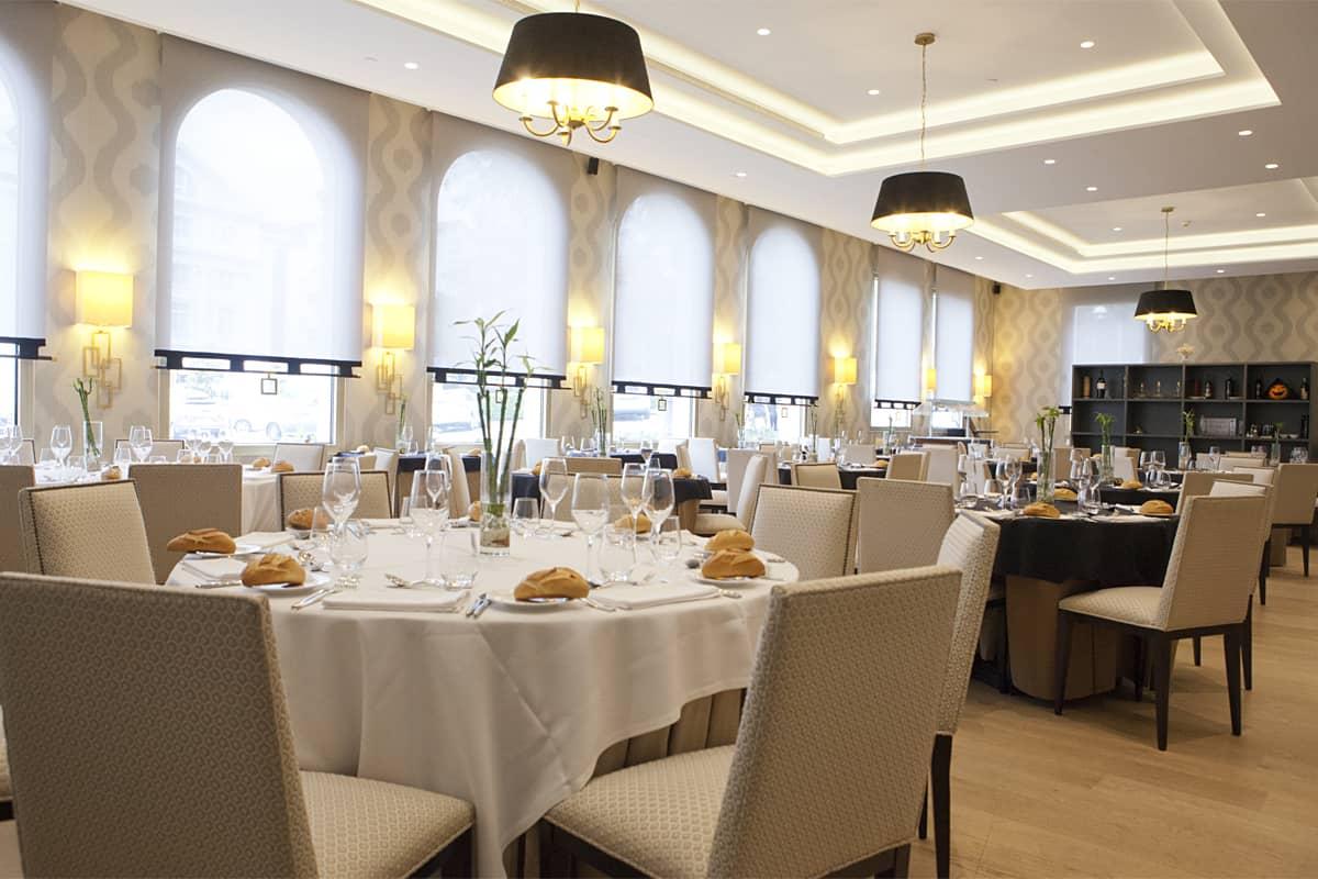 Grand Hotel Sardinero Restaurant