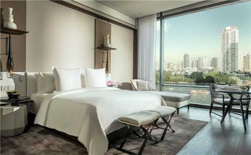 Four Seasons at Chao Phraya River Zimmer
