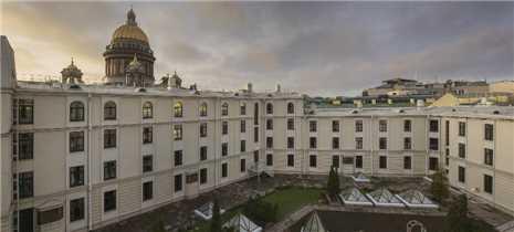 Hotel Angleterre Hotelansicht