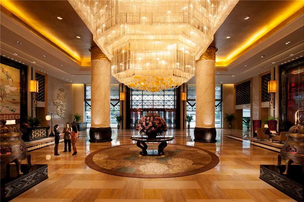 Hilton Xi´an Lobby