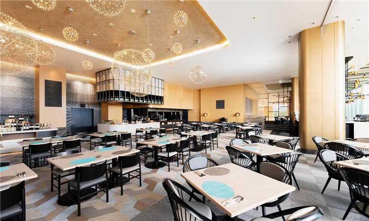 Hotel Hankyu Respire Osaka Restaurant