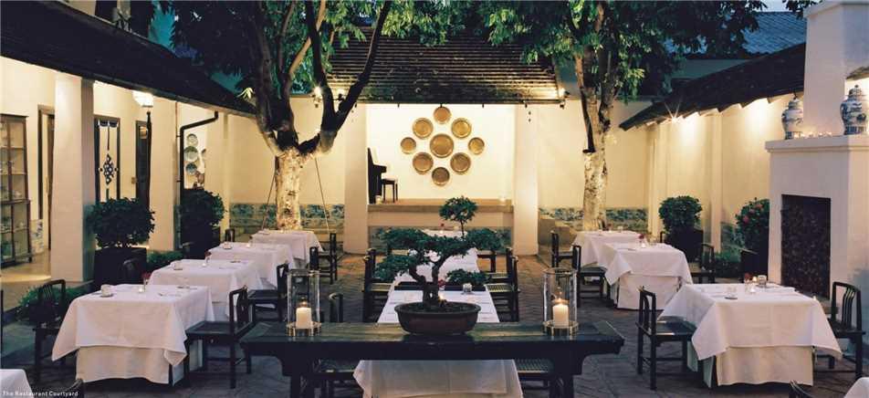 Rachamankha Restaurant