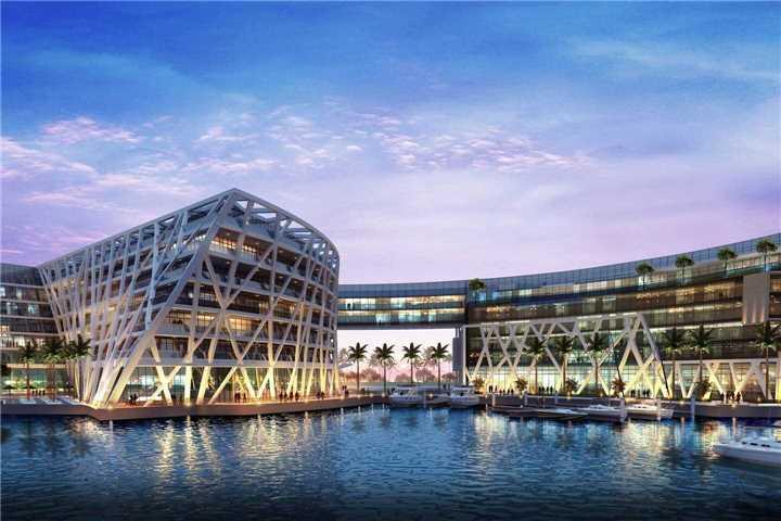 The Abu Dhabi Edition Außenansicht