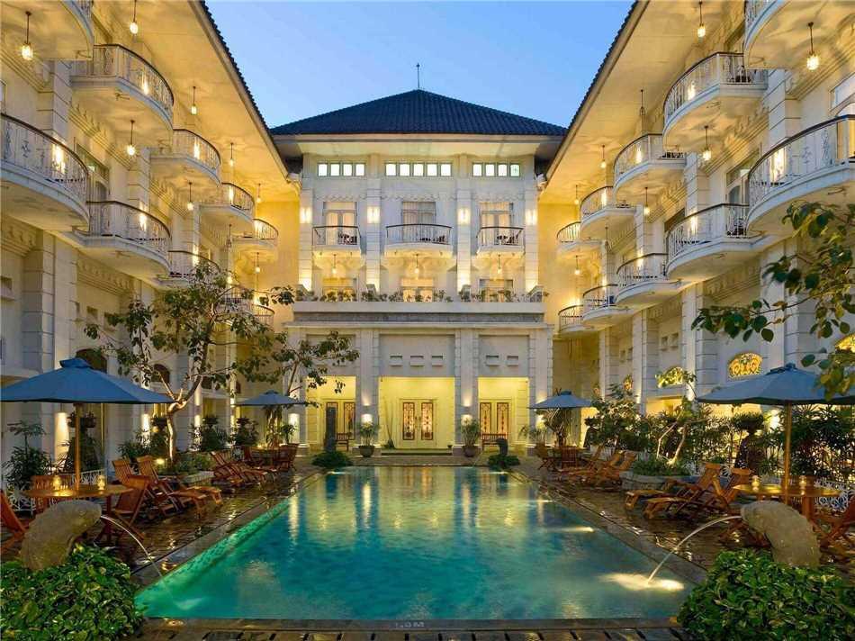 The Phoenix Hotel Yogykarta, MGallery by Sofitel Pool