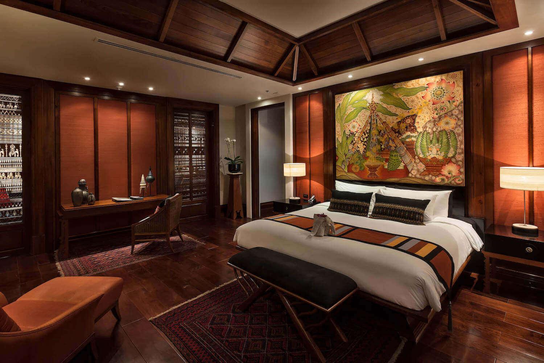 RatiLanna Riverside Spa Resort Chiang Mai Doppelzimmer