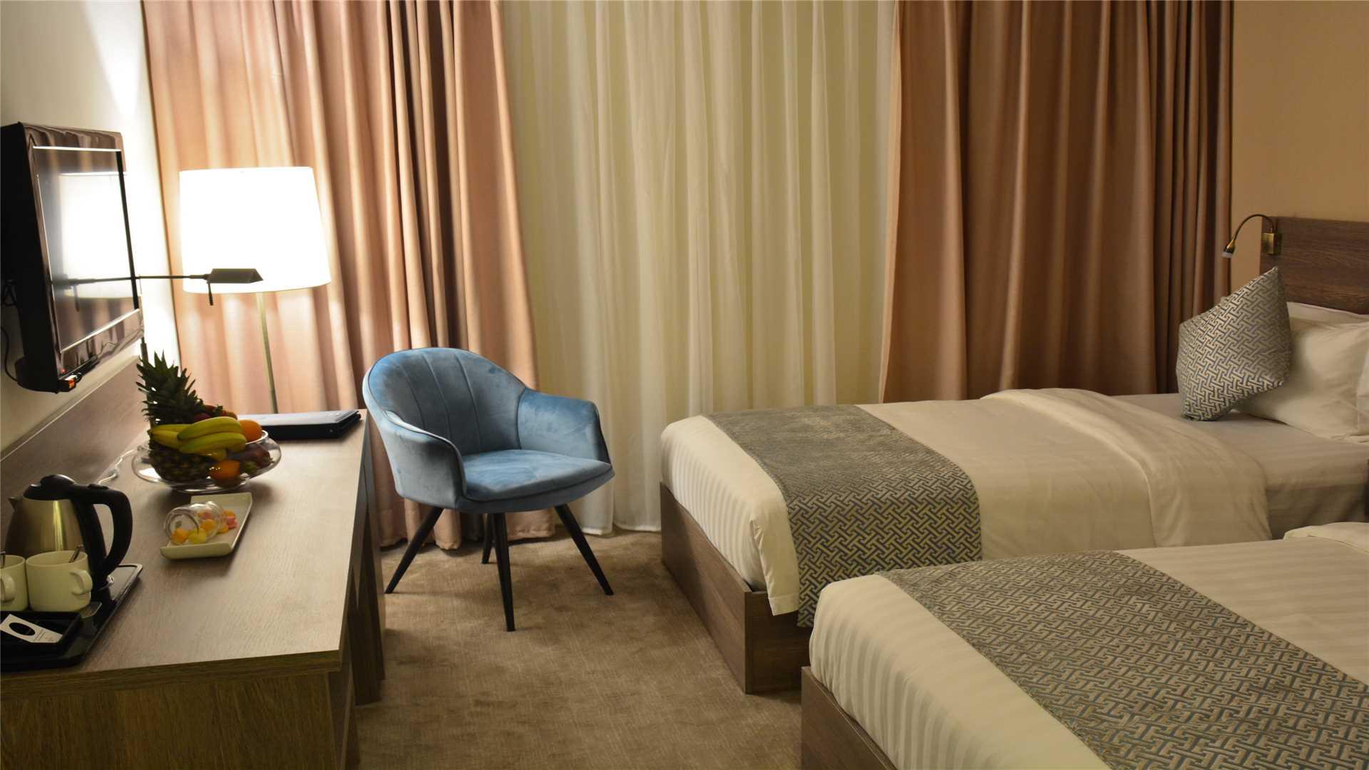 The Sanrock Hotel in Amman Superior Room