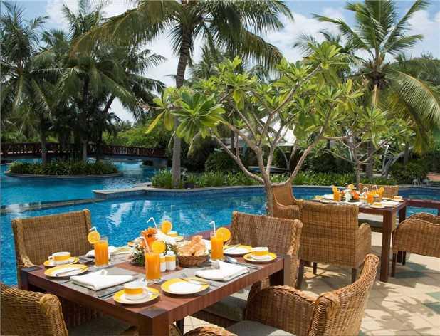Radisson Blu Resort Temple Bay Frühstück