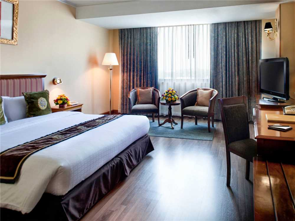 Mercure Mandalay Hill Resort Zimmer