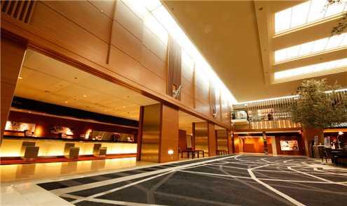 Nikko Osaka Empfangsbereich