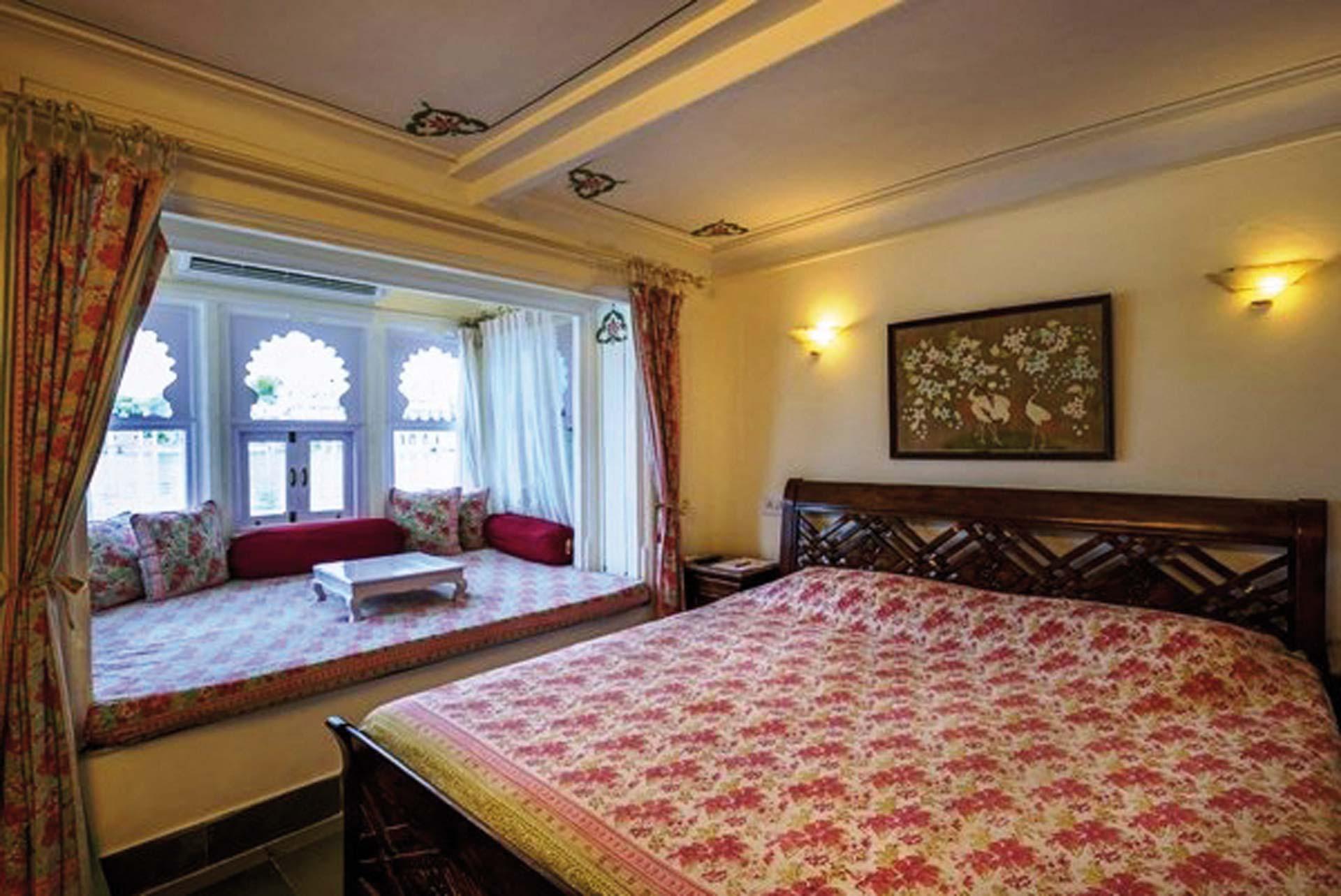 Jagat Niwas Palace Doppelzimmer