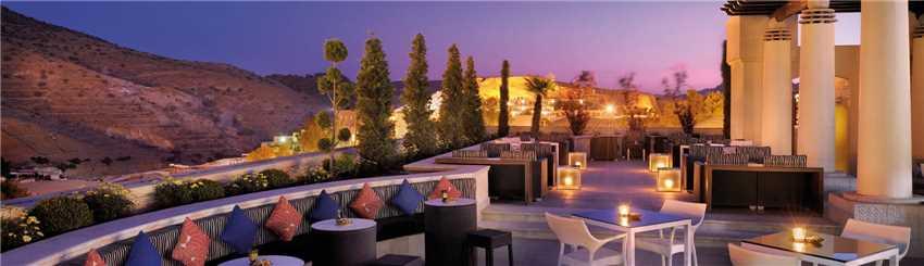 Mövenpick Resort Petra Terrasse