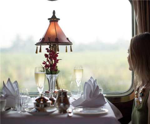 Eastern & Oriental Express Speiseabteil