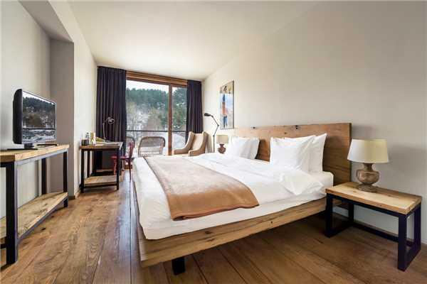 Rooms Hotel Kazbegi Doppelzimmer