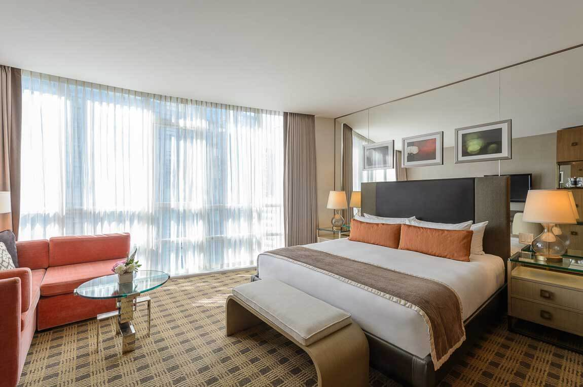 Loden Hotel Doppelzimmer