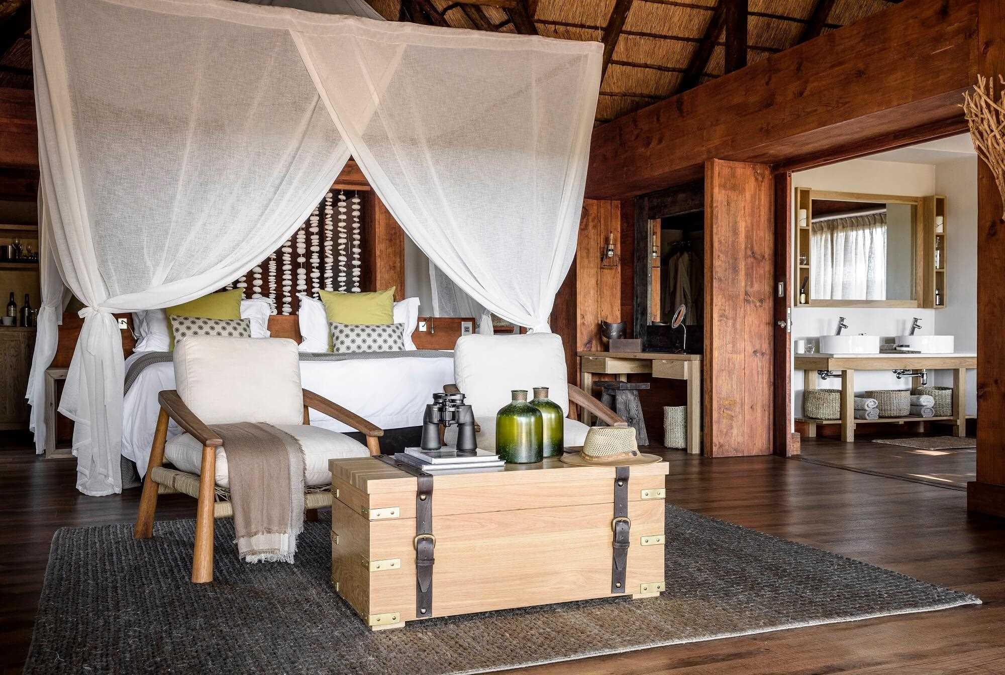 Sanctuary Chiefs Camp Luxury Suite