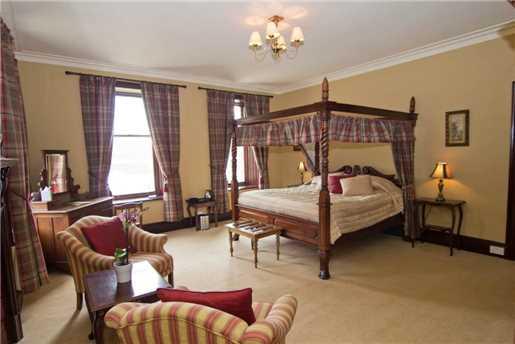 Glenfinnan House Hotel Doppelzimmer
