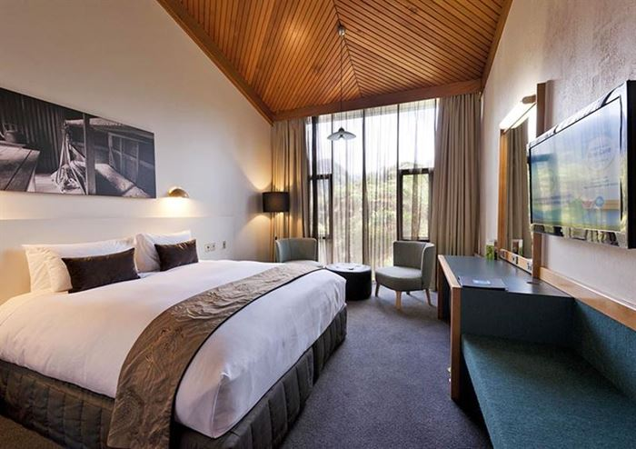 Scenic Hotel Franz Josef Glacier Doppelzimmer