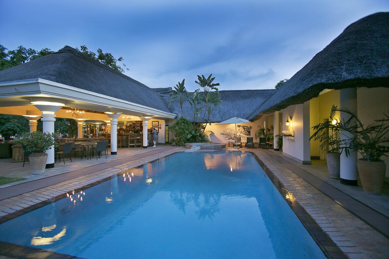 Ilala Lodge Pool