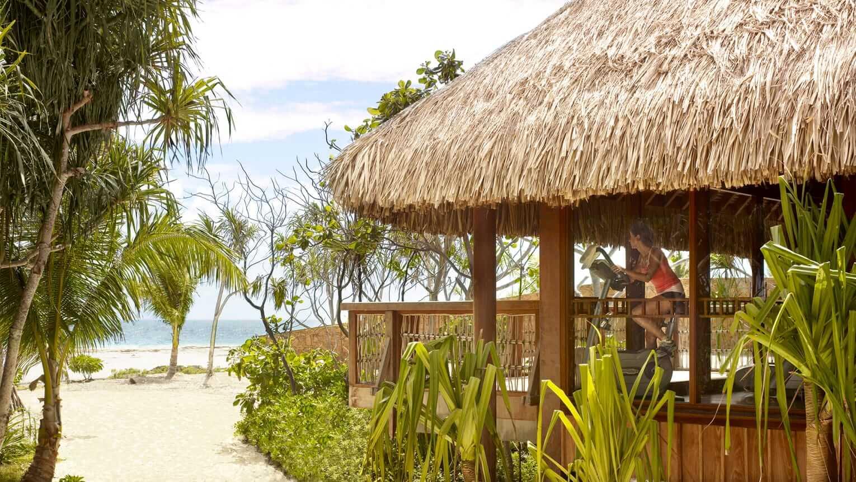 Four Seasons Resort Bora Bora Fitnessbereich