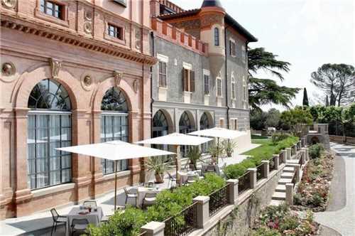 Borgo Dei Conti Resort Terrasse